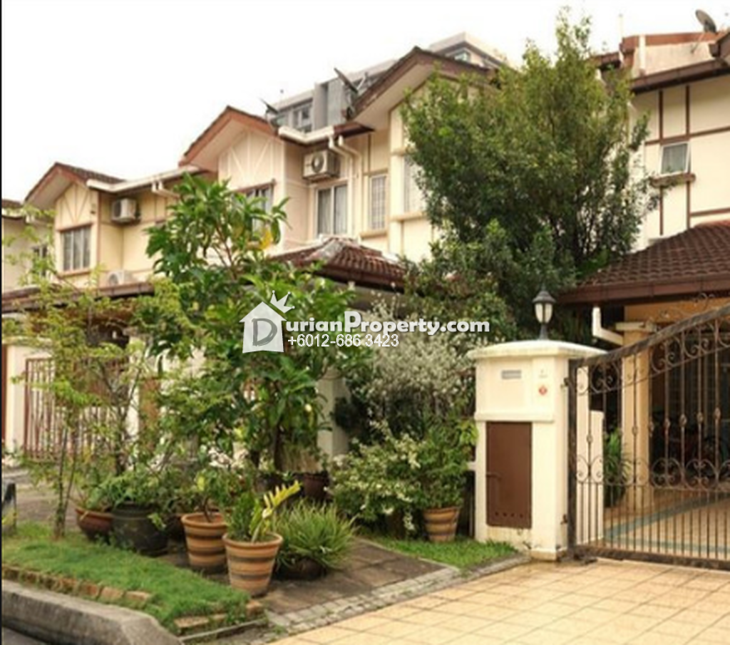 Terrace House For Sale at Kota Damansara, Petaling Jaya