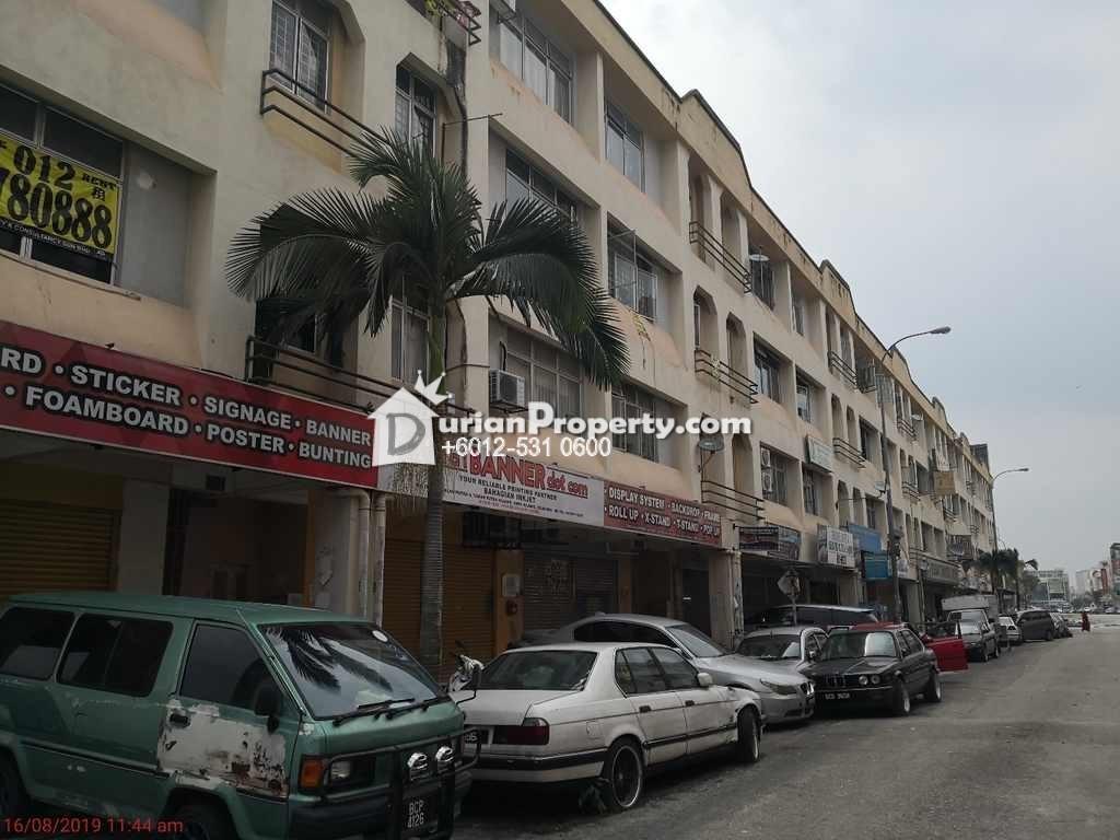 Shop Office For Auction at Taman Putra Kajang, Kajang