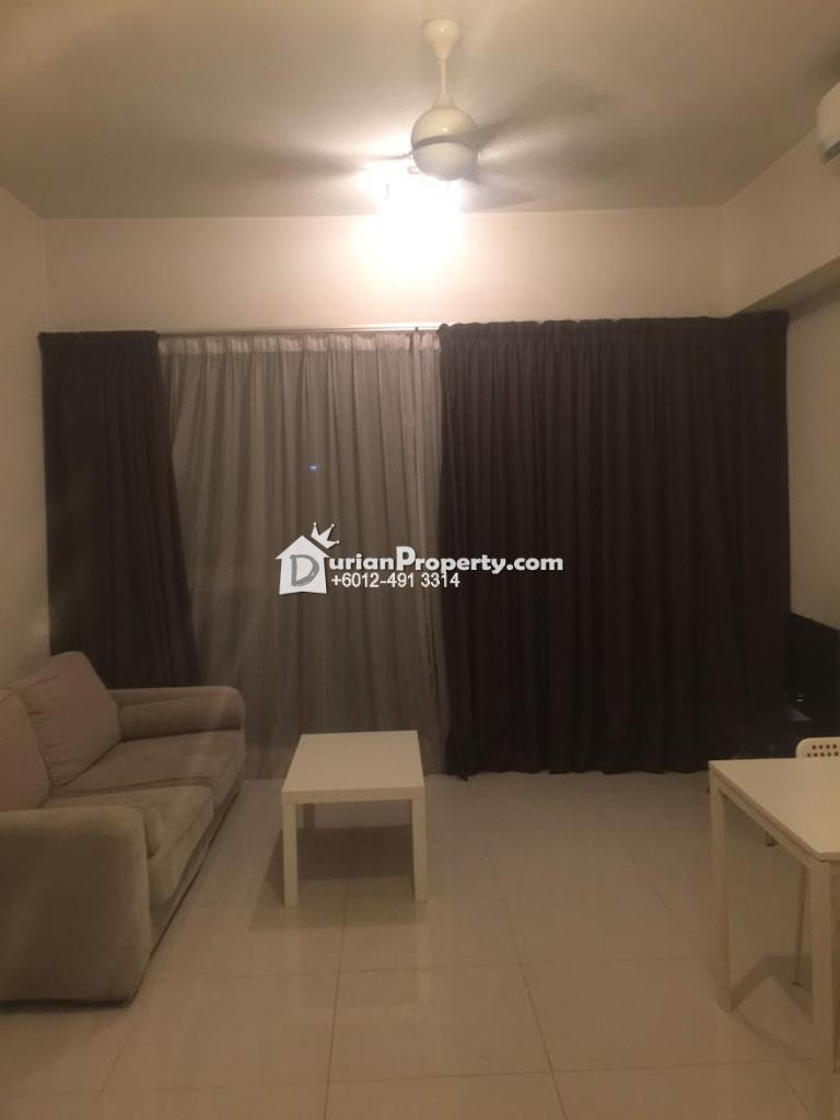 Serviced Residence For Rent at Regalia, Putra