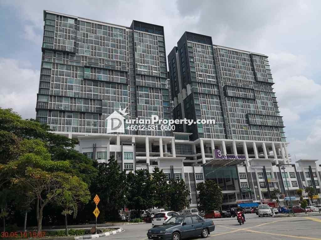 SOHO For Auction at Pusat Bandar Putra Permai, Seri Kembangan