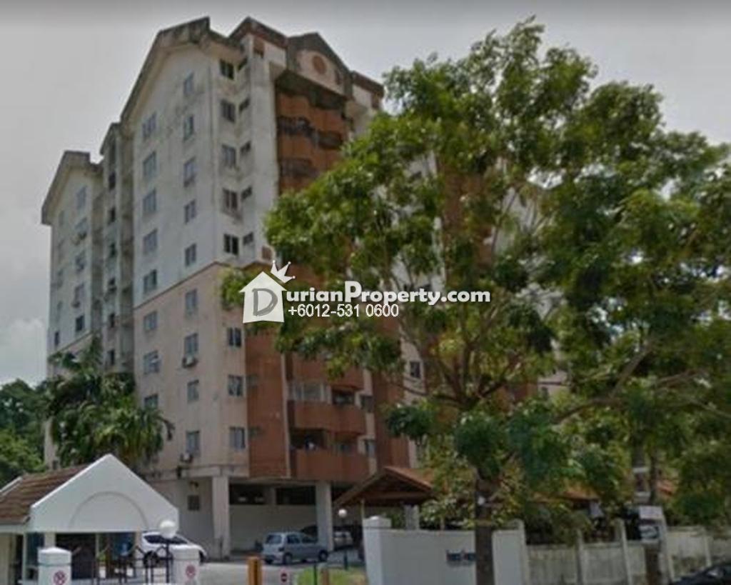 Apartment For Auction at Juara Suria Apartment, Seri Kembangan