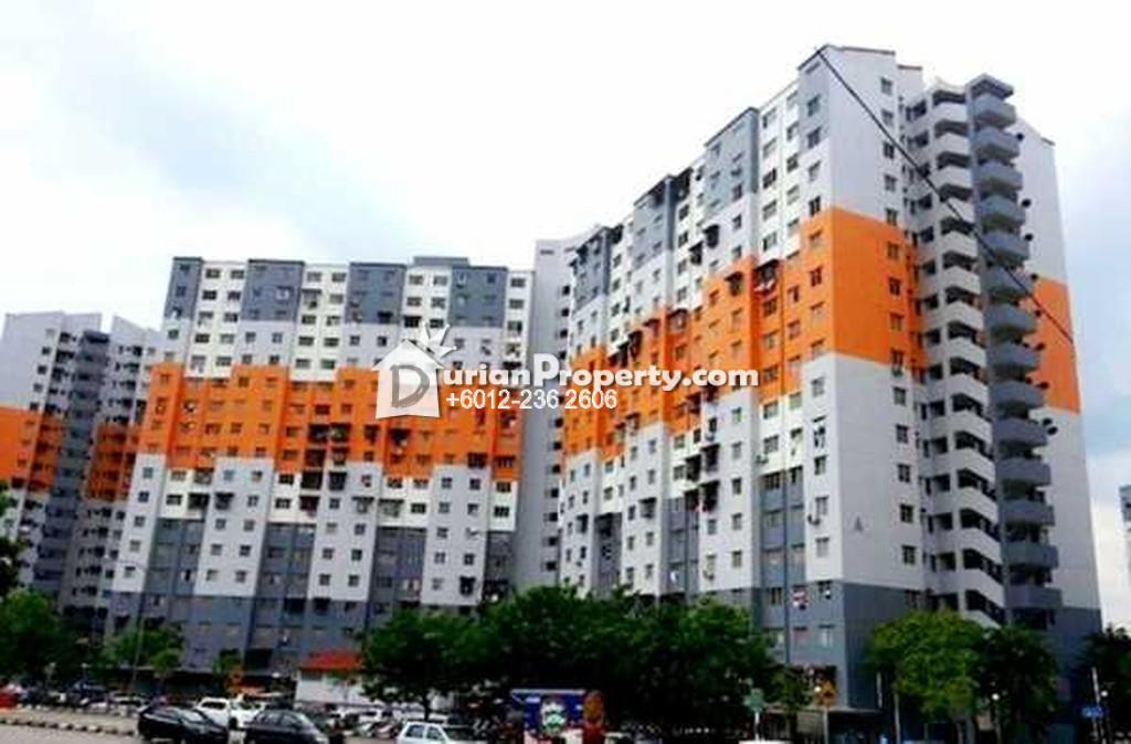 Apartment For Rent at Sri Penara, Bandar Sri Permaisuri