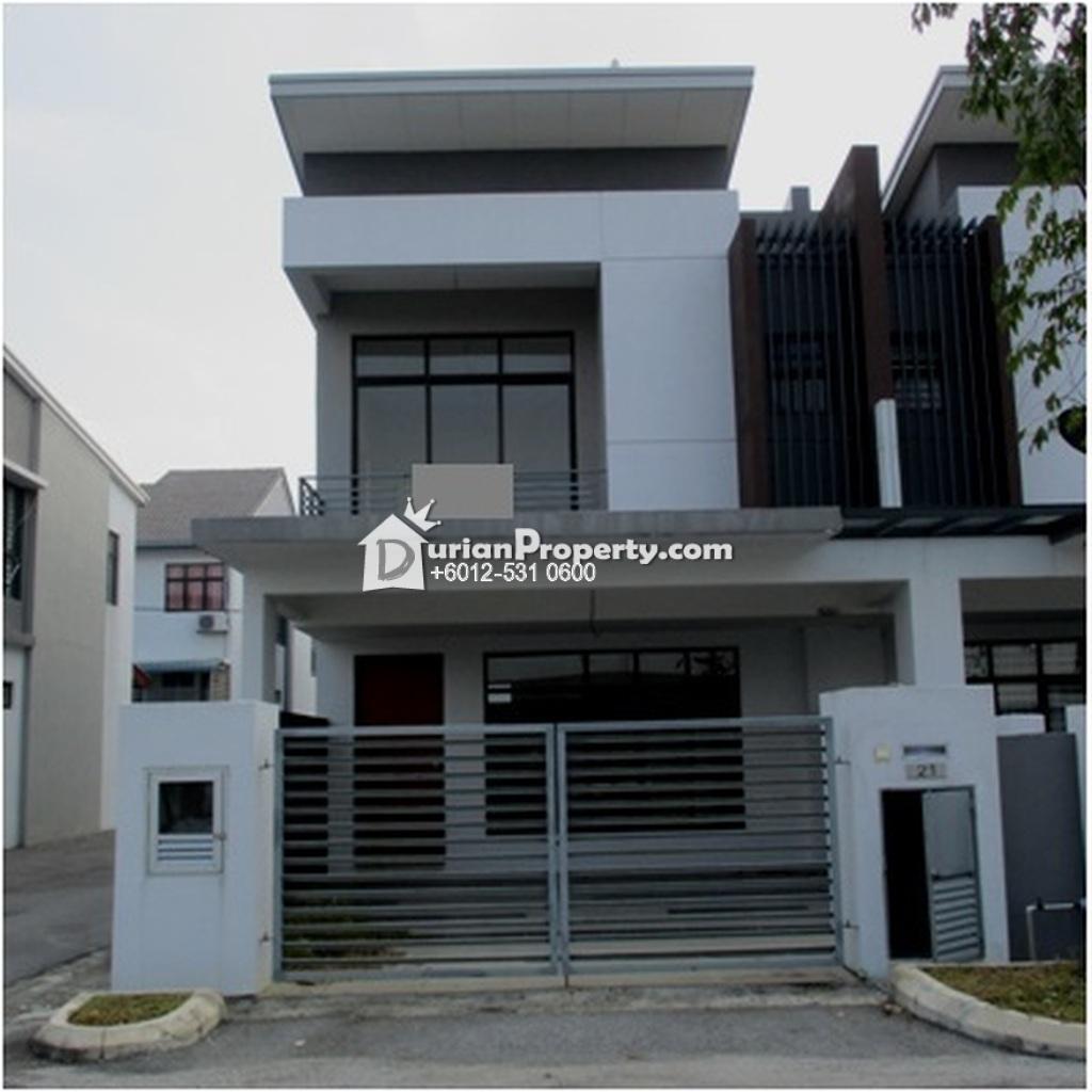 Terrace House For Auction at Garden Heights, Bandar Tasik Puteri