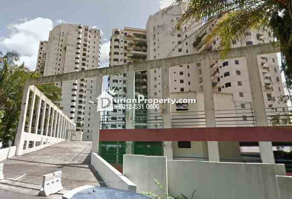 Condo For Auction at Fraser Towers, Gasing Heights