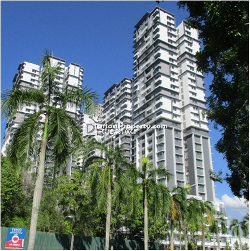 Apartment For Auction at Almyra Residences, Bandar Puteri Bangi