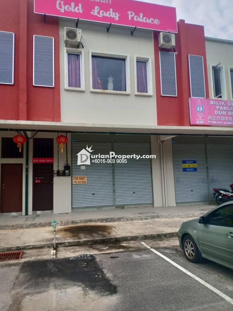Shop For Rent at Taman Bukit Intan, Seremban