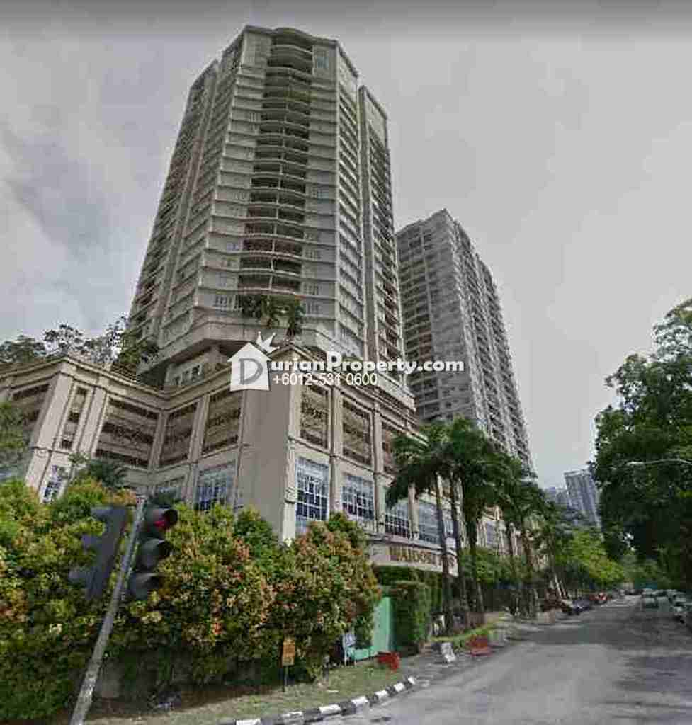 Apartment For Auction at Windsor Tower, Sri Hartamas