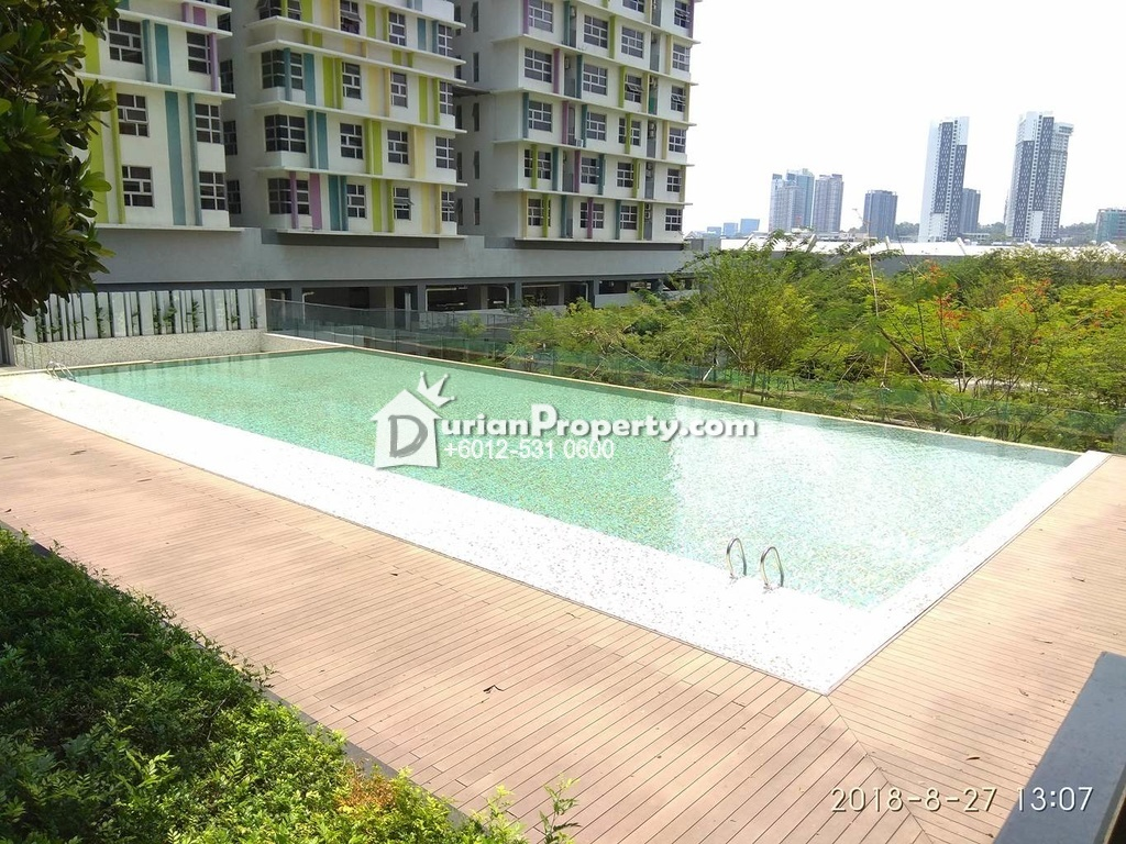Apartment For Auction at The Domain, Cyberjaya