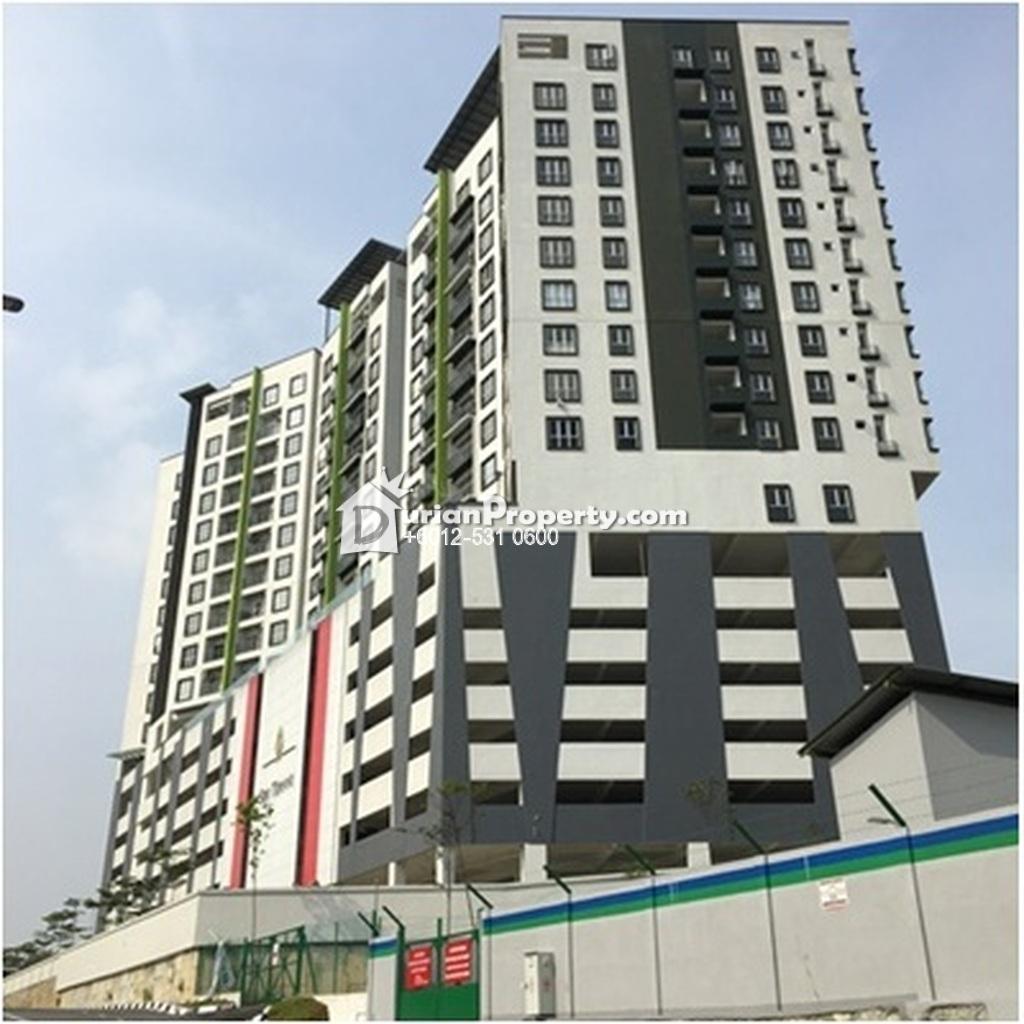 Condo For Auction at Kuang, Rawang