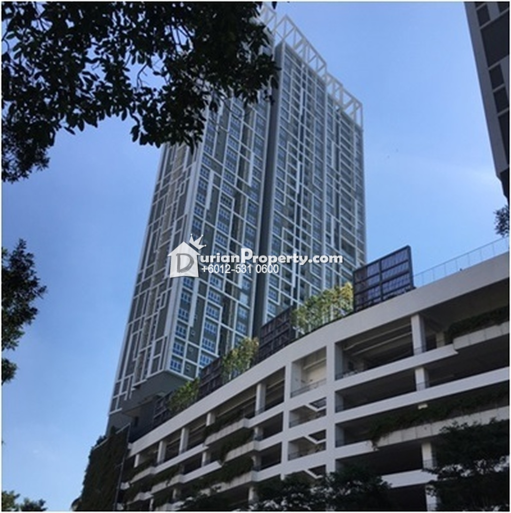 Apartment For Auction at EcoSky, Taman Wahyu