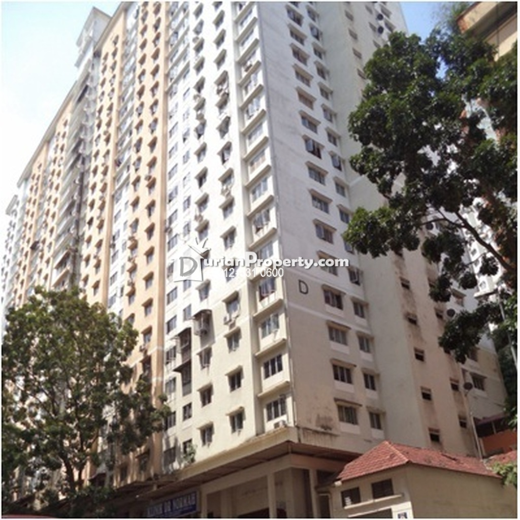 Apartment For Auction at Flora Damansara, Damansara Perdana