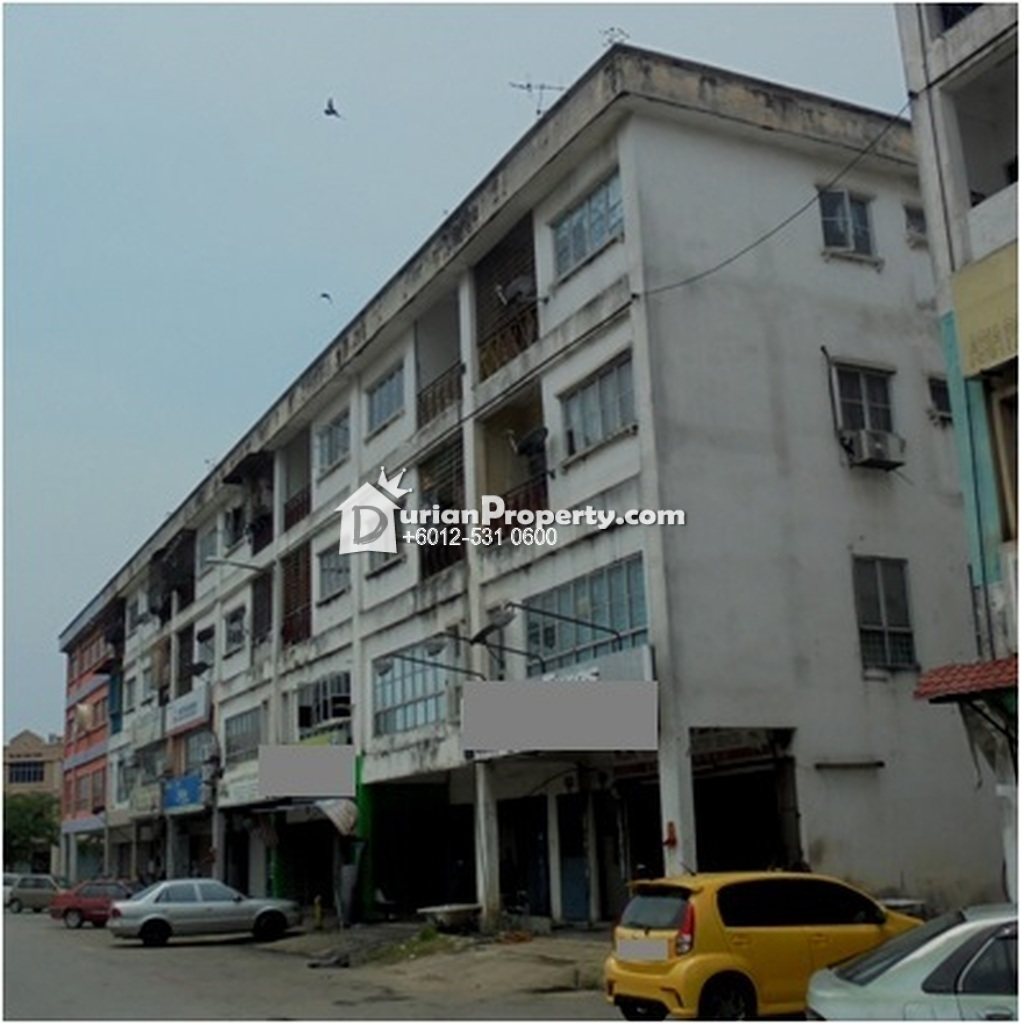 Apartment For Auction at Taman Sentosa Perdana, Klang