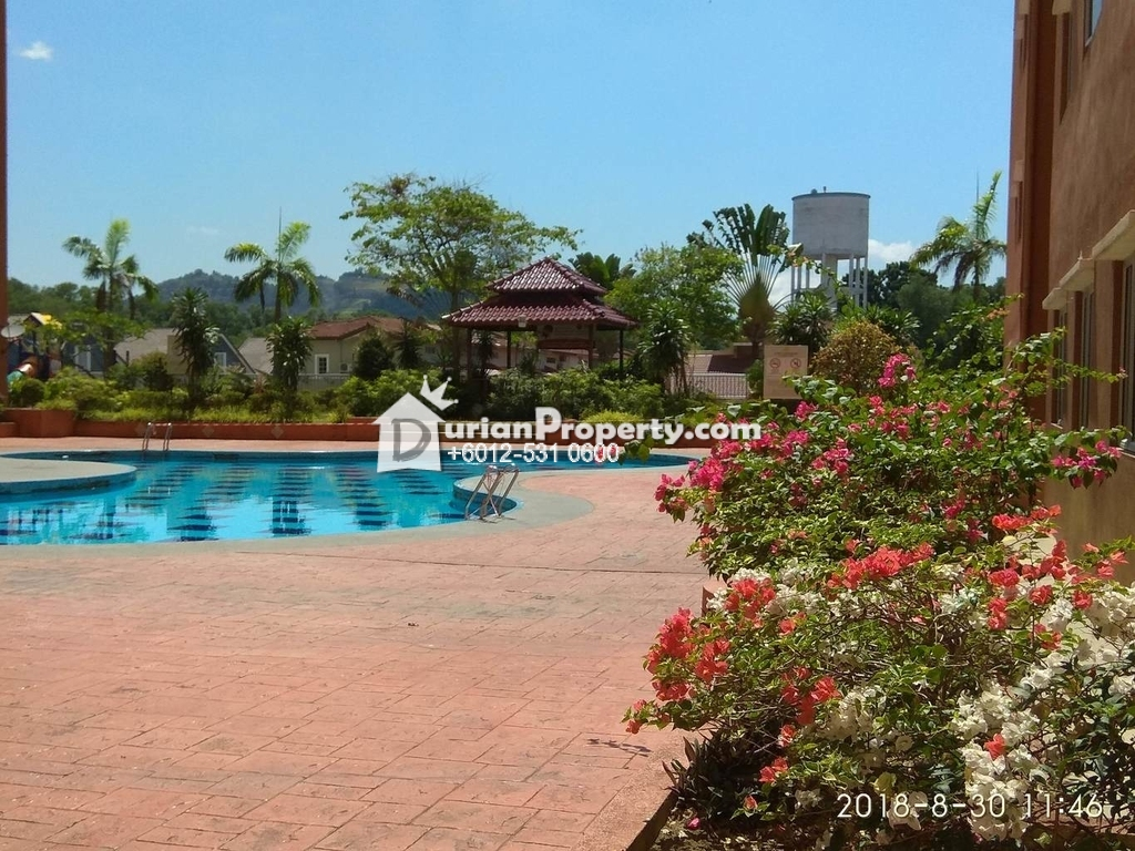 Apartment For Auction at Pangsapuri Damai Mewah, Taman Damai Mewah