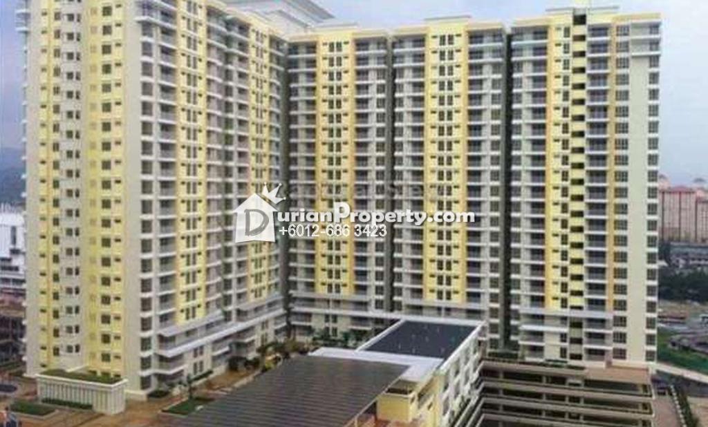 Apartment For Sale at Platinum Lake PV20, Setapak