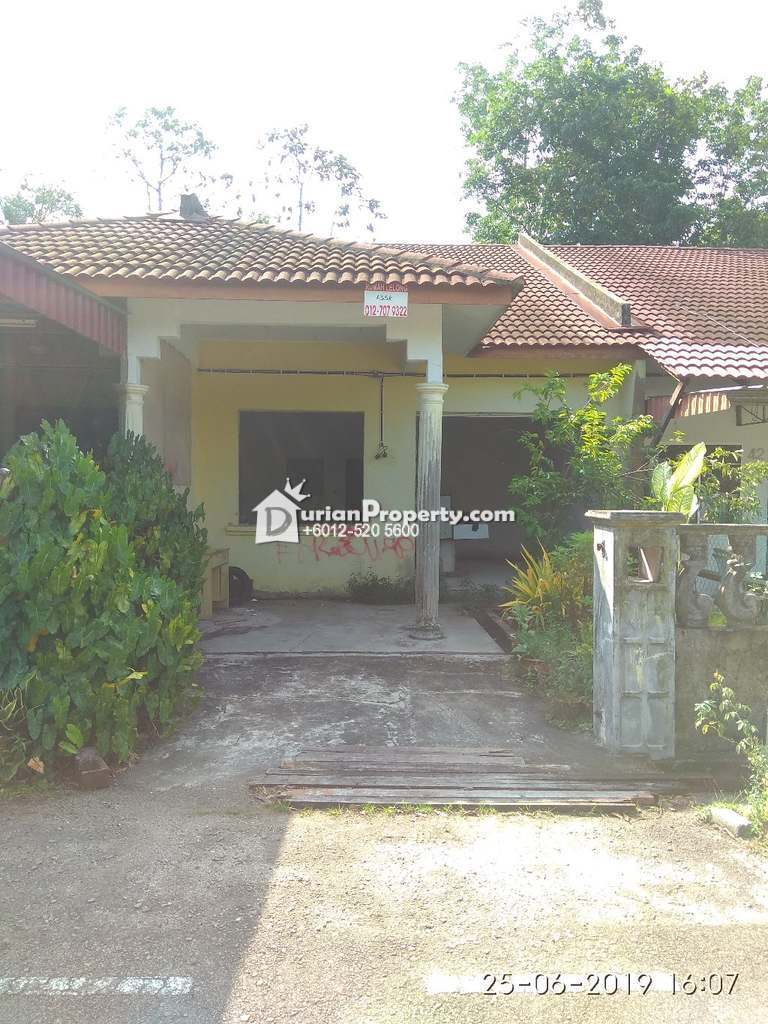 Terrace House For Auction at Pontian, Johor