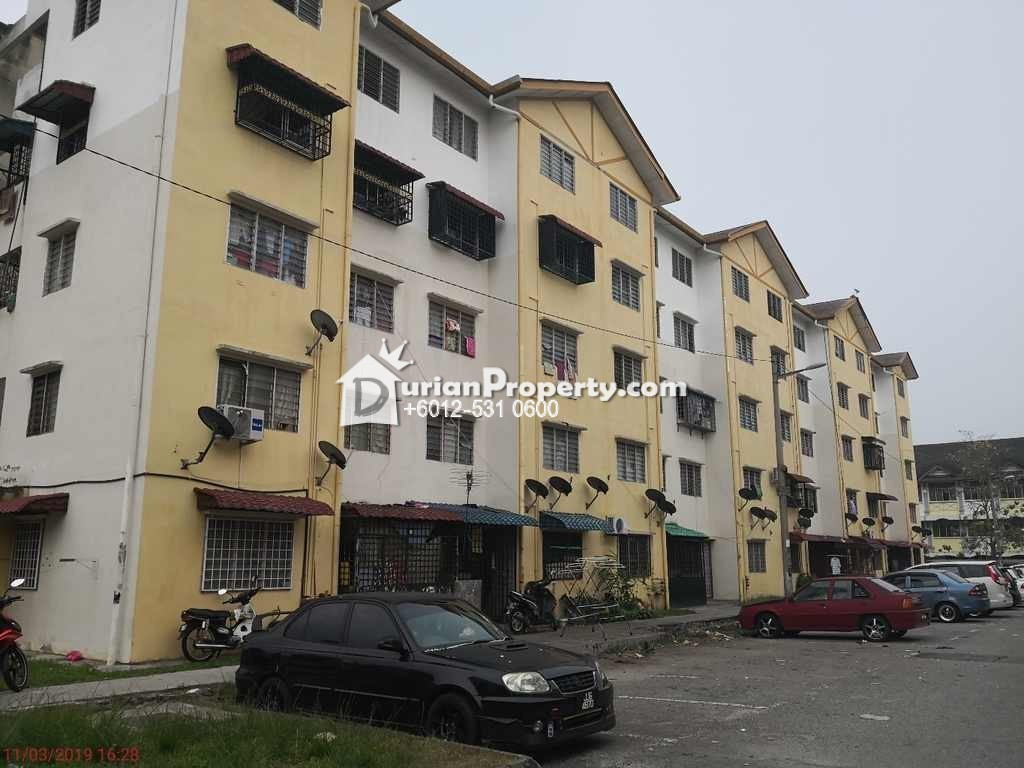 Flat For Auction at Bandar Baru Nilai, Nilai