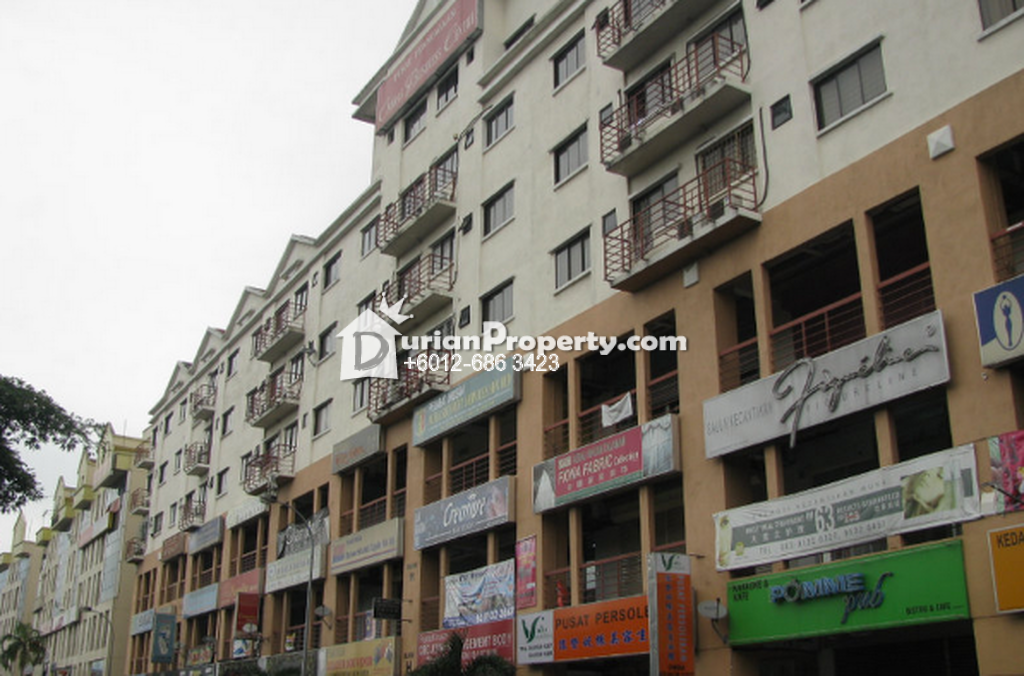 Shop Office For Sale at Cheras Business Centre, Cheras