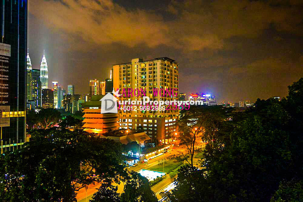 Condo For Rent at The Horizon Residences, KLCC
