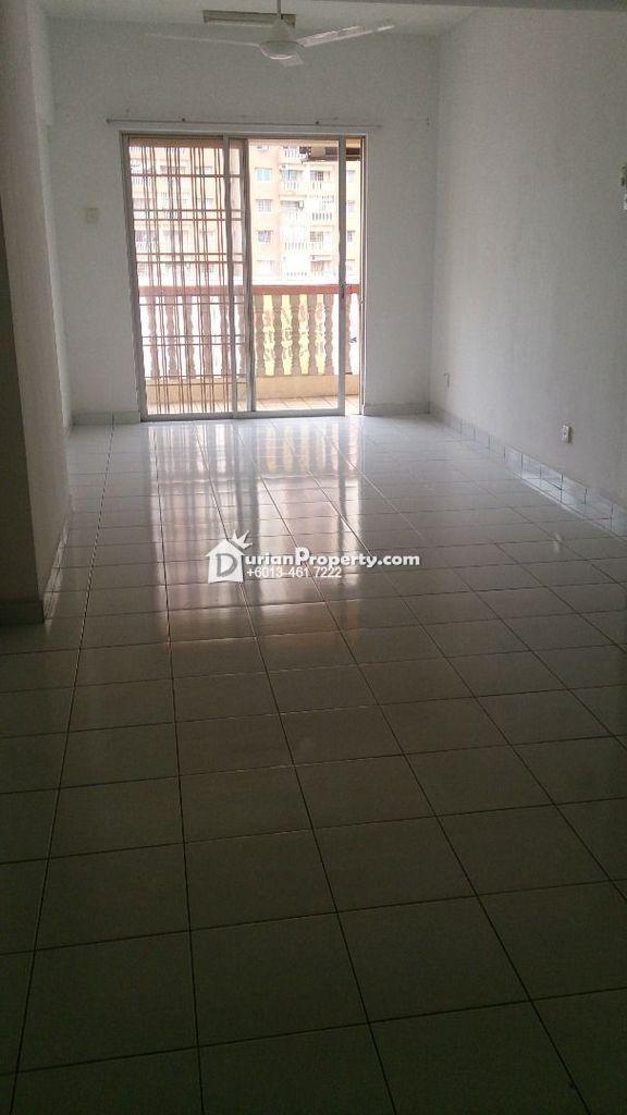 Apartment For Sale at Sri Dahlia Apartment, Kajang