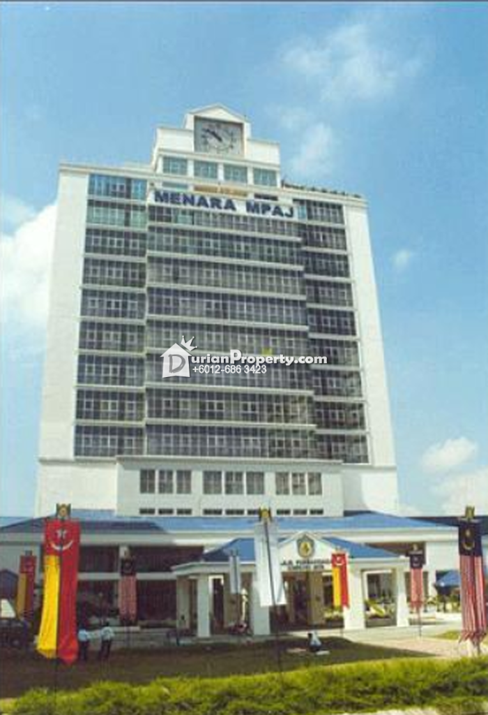 Office For Sale at Menara MPAJ, Pandan Indah