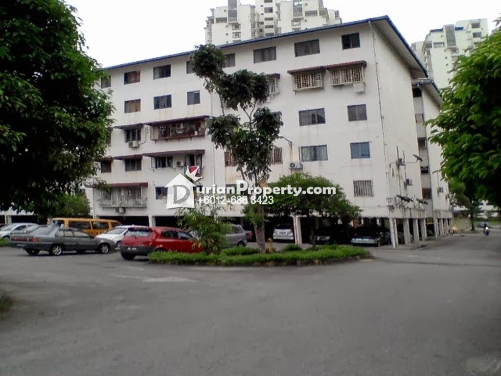 Apartment For Sale at Taman Dato Ahmad Razali, Ampang
