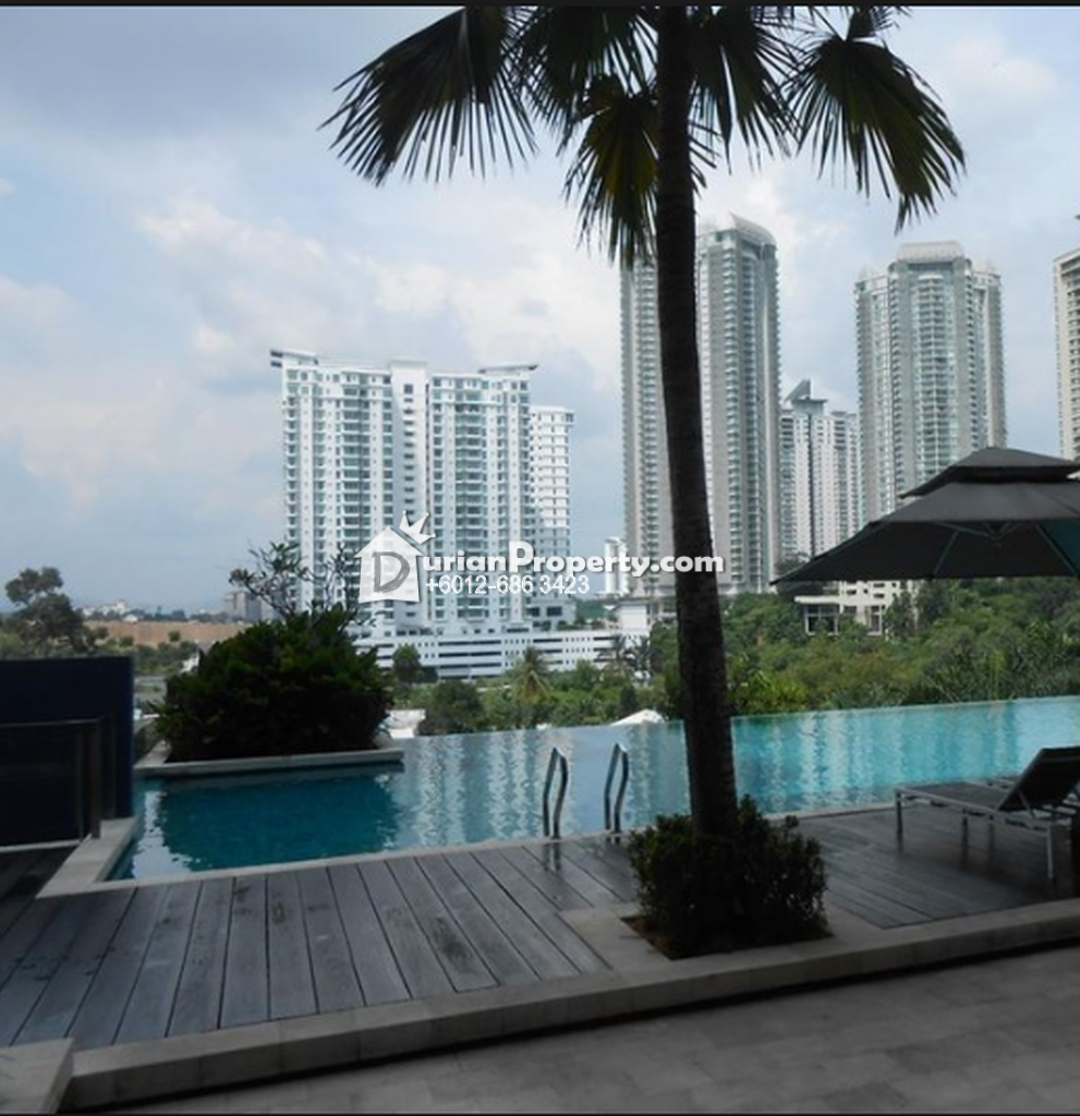 Condo Duplex For Sale at Kiara 1888, Mont Kiara