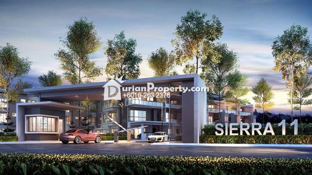 Superlink For Sale at Bandar 16 Sierra, Puchong