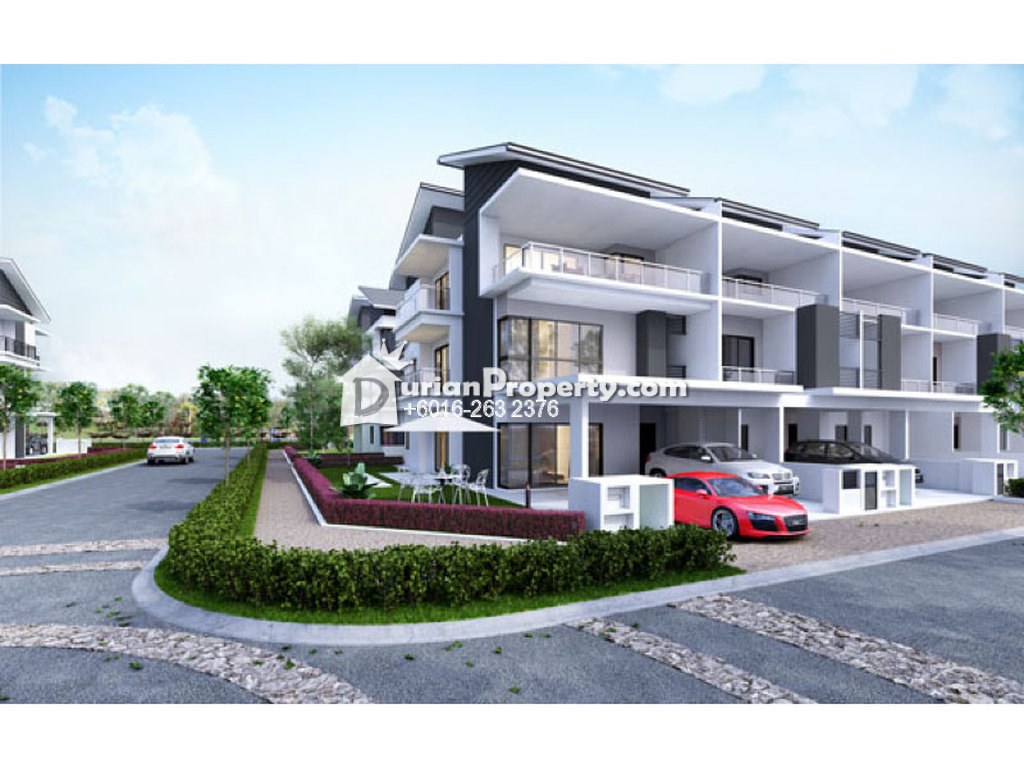 Superlink For Sale at Bandar Sierra, Puchong