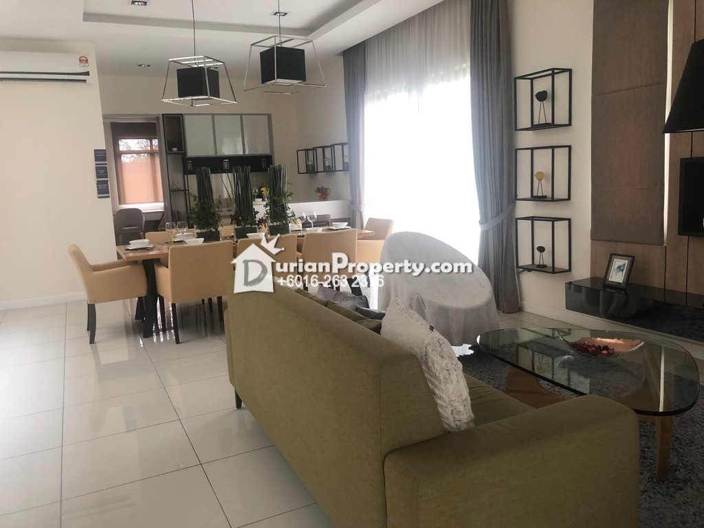 Terrace House For Sale at Bandar 16 Sierra, Puchong