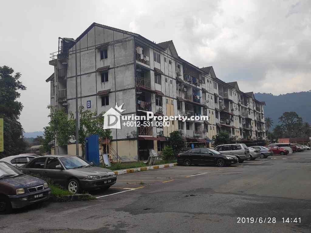 Apartment For Auction at Taman Impian Warisan Flat, Hulu Langat