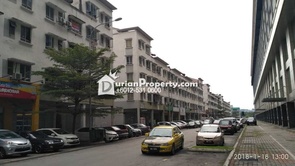 Apartment For Auction at Dataran Otomobil, Shah Alam