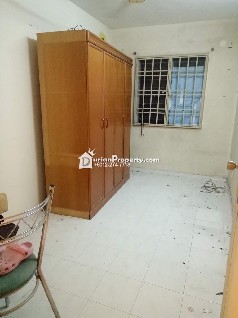Flat For Sale at Desa Satu, Kepong