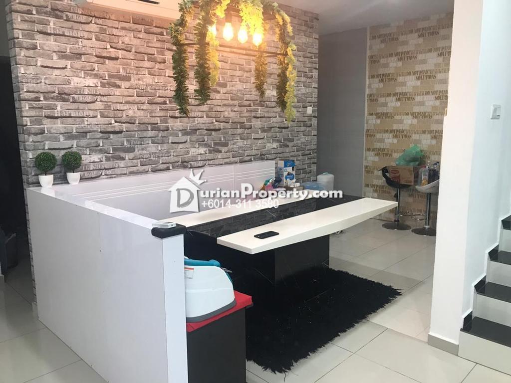 Terrace House For Sale at Taman Seri Austin, Johor Bahru