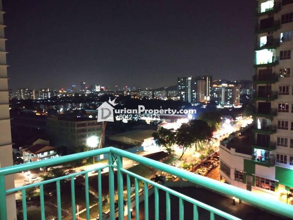 Condo For Rent at Parklane OUG, Old Klang Road