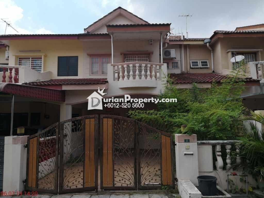 Terrace House For Auction at Panorama Lapangan Perdana, Ipoh