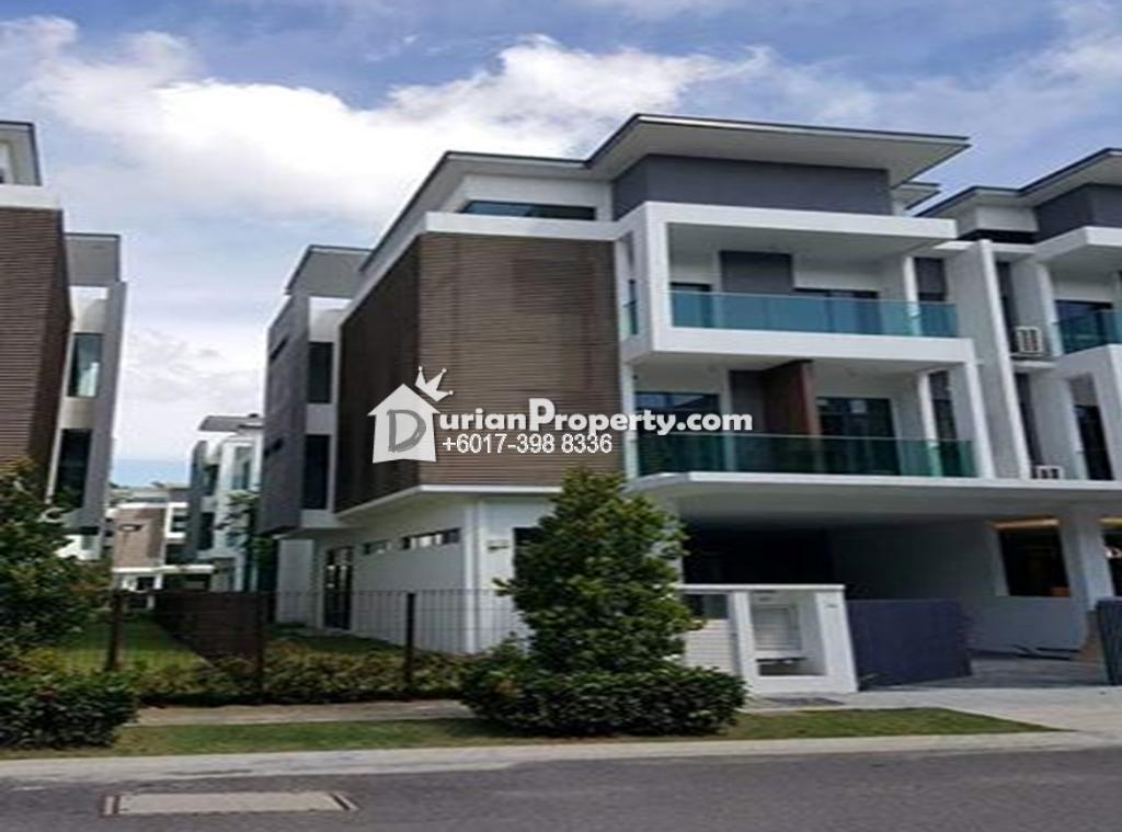 Terrace House For Sale at Mutiara Bukit Jalil, Bukit Jalil