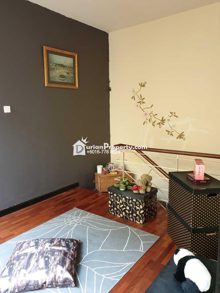 Terrace House For Sale at Leisure Farm, Nusajaya