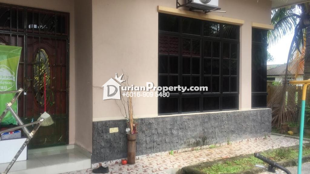 Bungalow House For Sale at Taman Subang Baru, Subang