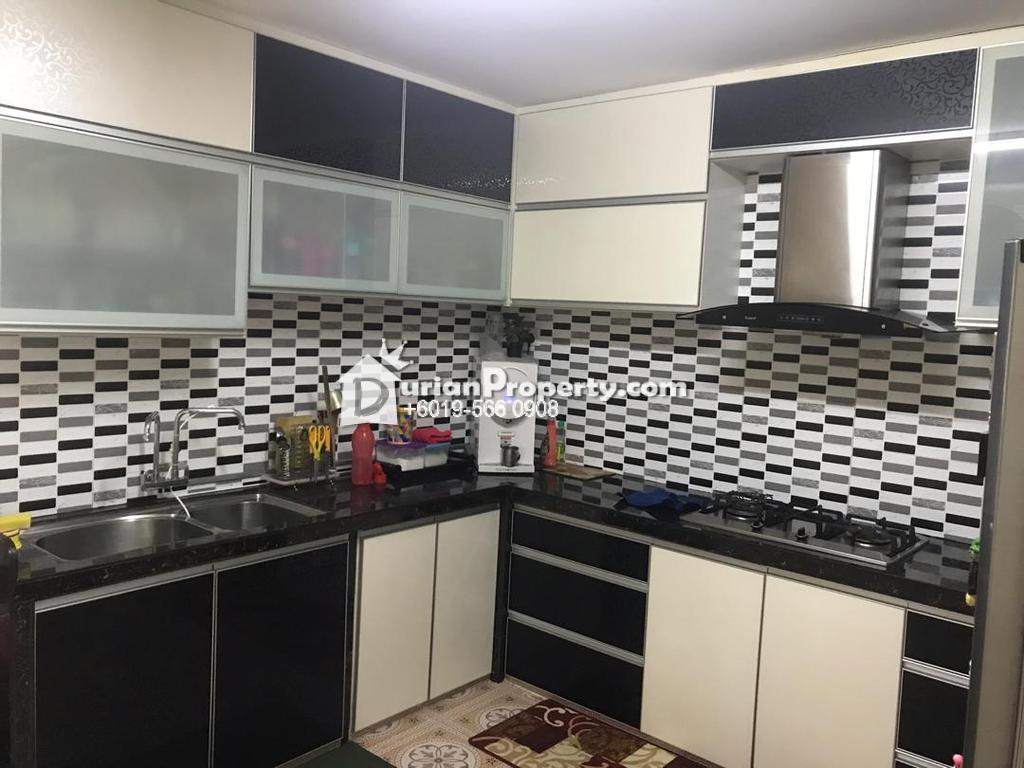 Terrace House For Sale at Bayan Baru, Penang