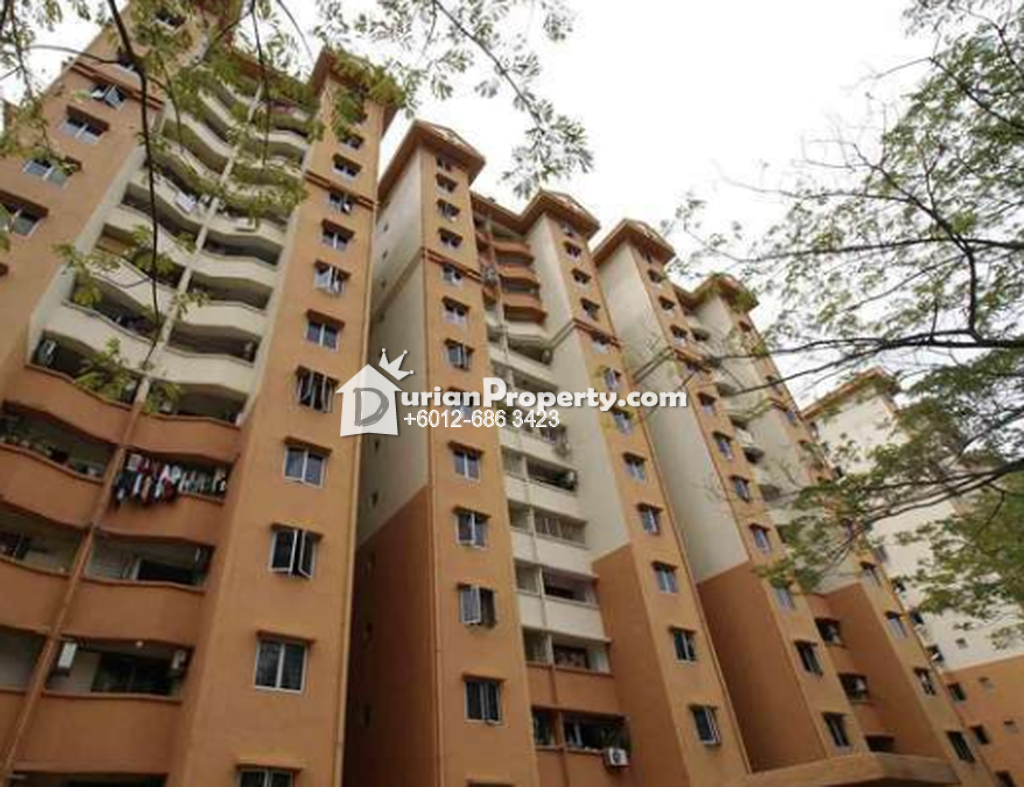 Condo For Sale at Vantage Point, Desa Petaling