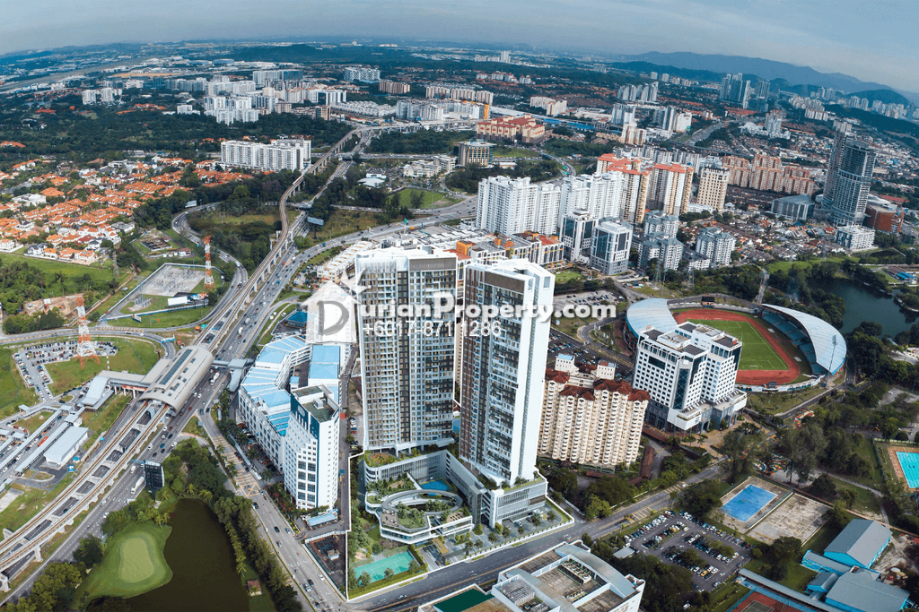 Condo For Sale at SS7, Kelana Jaya for RM 570,000 by Kev Chew