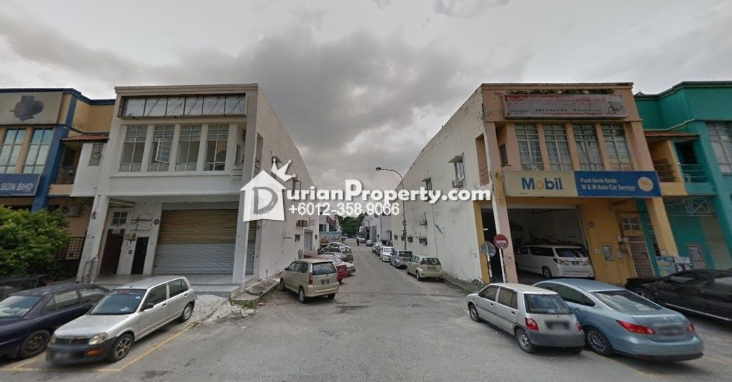 Detached Factory For Rent at USJ 19, USJ