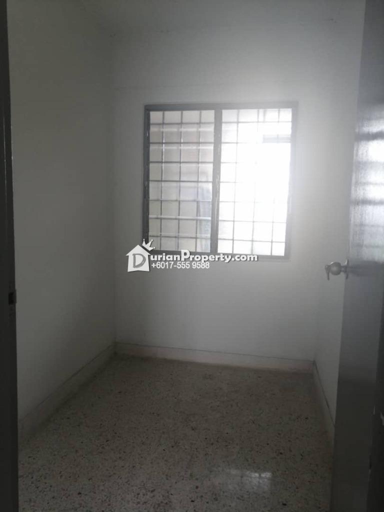 Flat For Sale at Taman Sentul Utama, Sentul