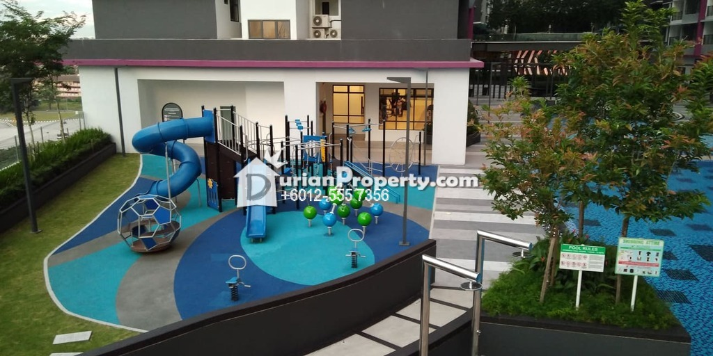 Condo For Sale at Casa Green, Bukit Jalil
