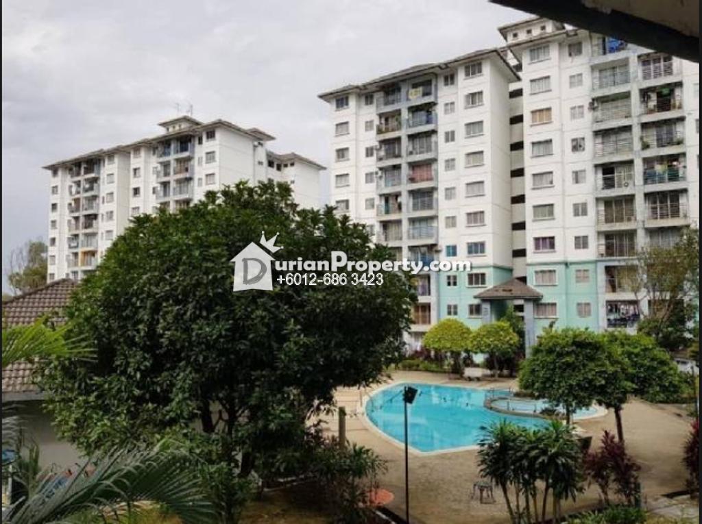 Apartment For Rent at Akasia Apartment, Pusat Bandar Puchong