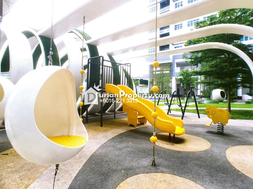 Serviced Residence For Sale at Skypod, Bandar Puchong Jaya
