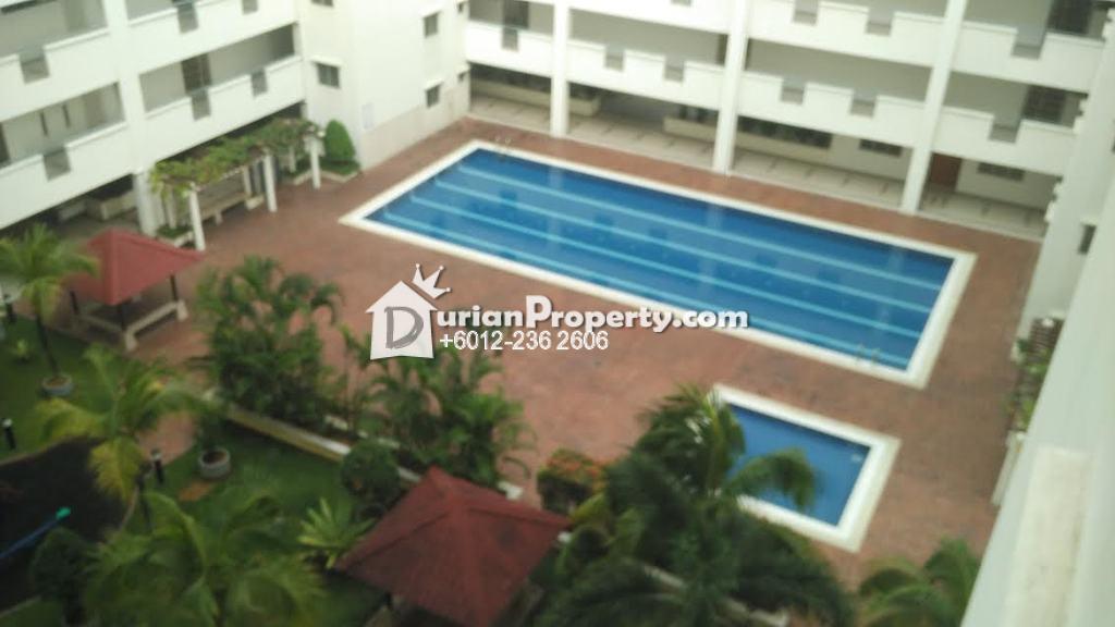 Condo For Rent at Plaza Prima Setapak, Setapak