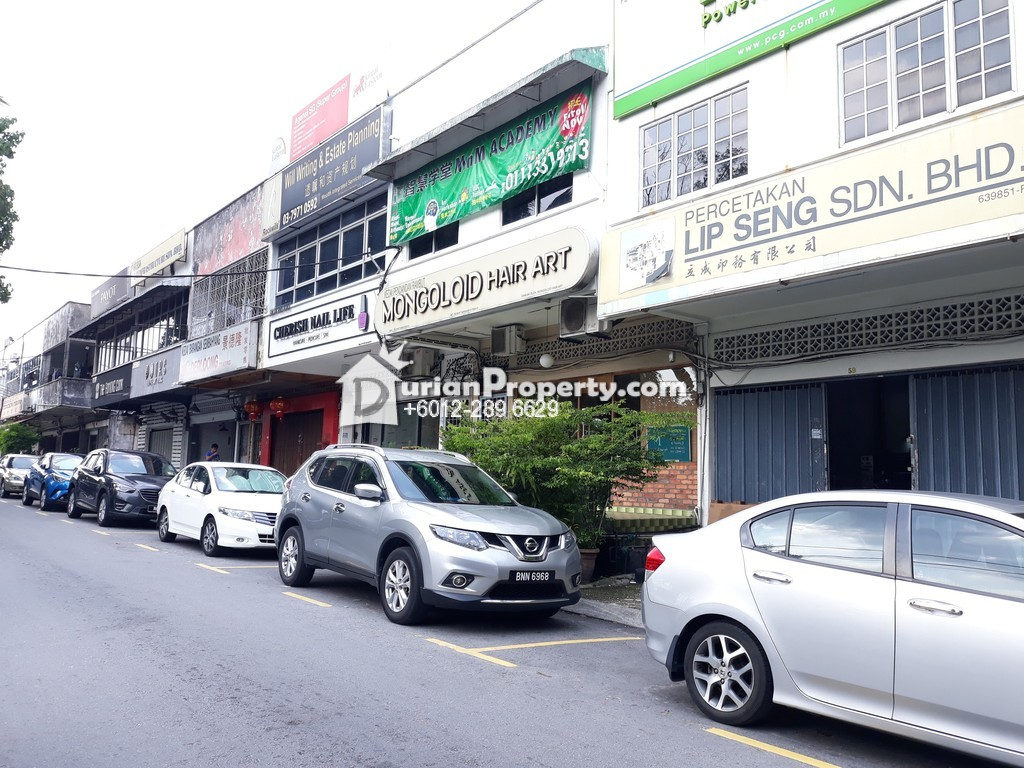 Shop For Rent at Taman OUG, Old Klang Road