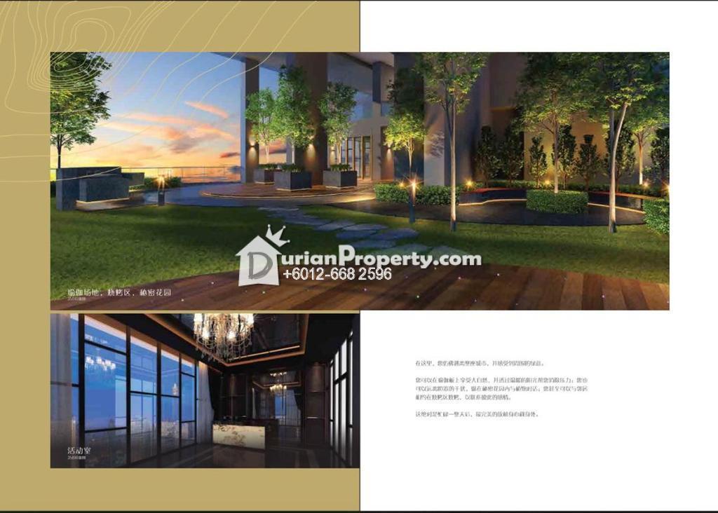 Serviced Residence For Sale at Bukit Bintang, KL City Centre