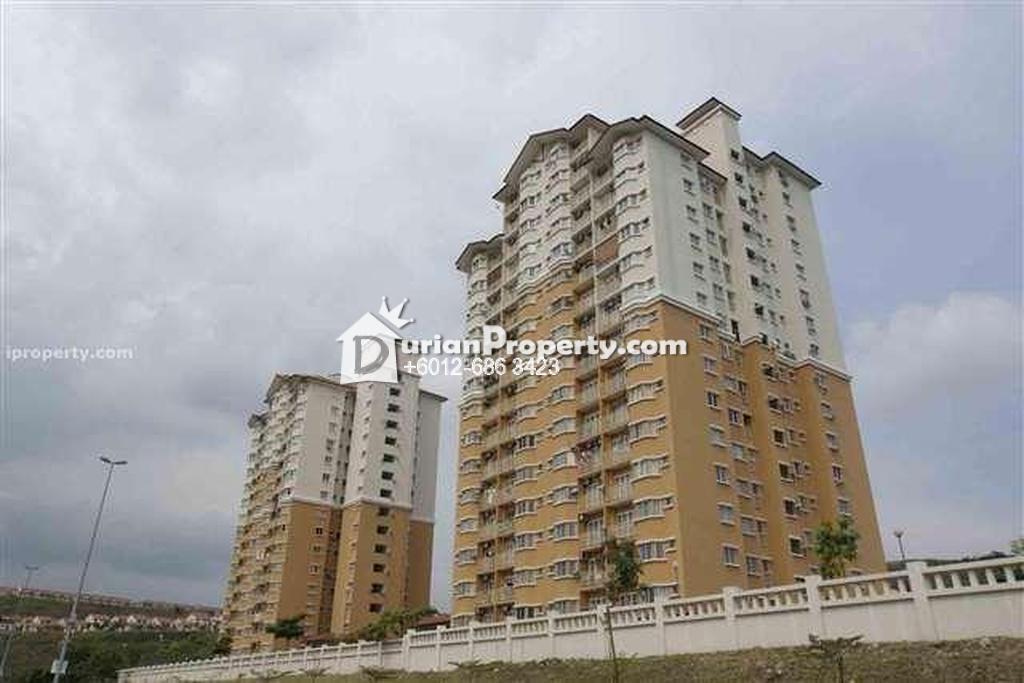 Apartment For Sale at Puteri Bayu, Bandar Puteri Puchong